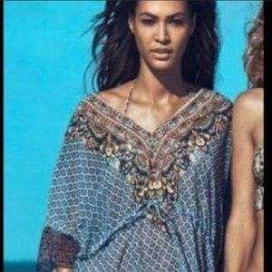 Bohemian chic cover up
